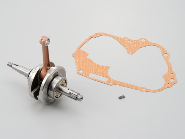 DAYTONA (デイトナ) バイク用 ロングクランク ロングストローククランク 52mm ストリートタイプ 6Vモンキー/ゴリラ系用 92375