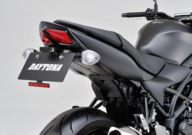 超人気の Daytona(デイトナ) ■SV650('16) フェンダーレスキット(LEDライセンスランプ付き) 92712 ■SV650('16) Daytona(デイトナ) 92712, プロショップ RBS:4f689a58 --- fabricadecultura.org.br
