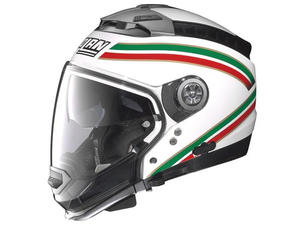 Daytona(デイトナ) NOLAN N44 イタリア メタルホワイト/11 92832