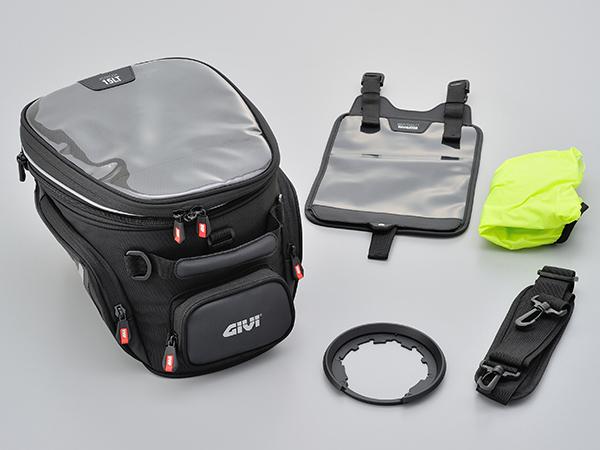 DAYTONA (デイトナ) バイク用 ツーリングバッグ GIVI ジビ XS320 タンクロック XSTREAM 94996