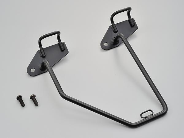 DAYTONA (デイトナ) バイク用 サイドバックサポート サドルバッグサポート 左側専用 REBEL250('17~) 95225