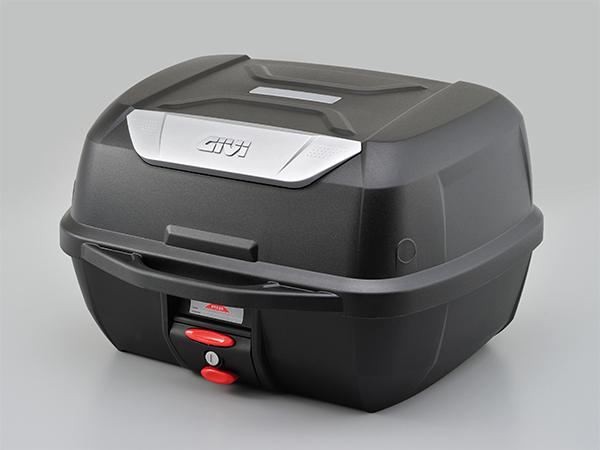 DAYTONA (デイトナ) バイク用 GIVI BOX (ジビ ボックス) GIVI E43NTLD モノロックケース (43L) 95339