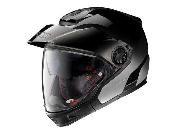 DAYTONA (デイトナ) バイク用 ヘルメット システム NOLAN (ノーラン) N405GT フェードシルバー XLサイズ 95881