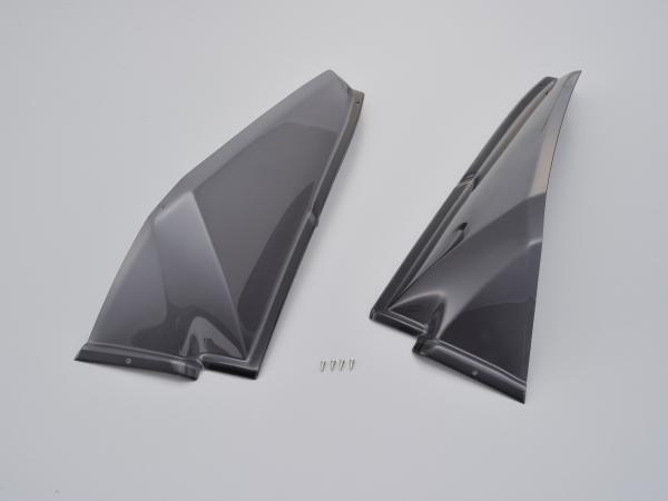 DAYTONA (デイトナ) バイク用 カウルスクリーン サイドバイザー N-MAX('16)(2DS2) 95915
