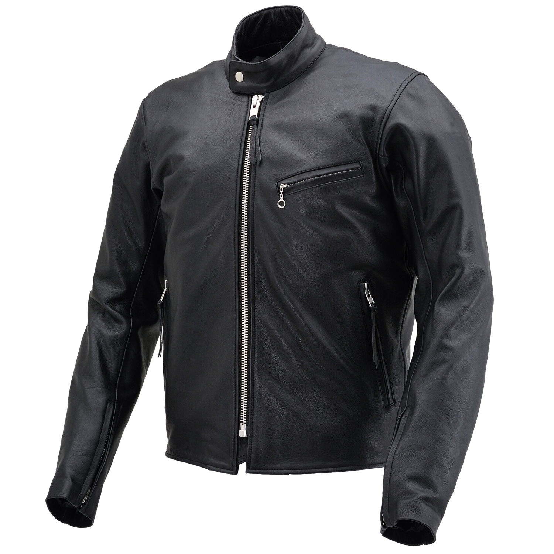 DAYTONA デイトナ バイク用 レザー ジャケット 2XLサイズ シングルライダースジャケット 春秋冬 メンズ DL-001 ブラック 限定特価 17810 入荷予定