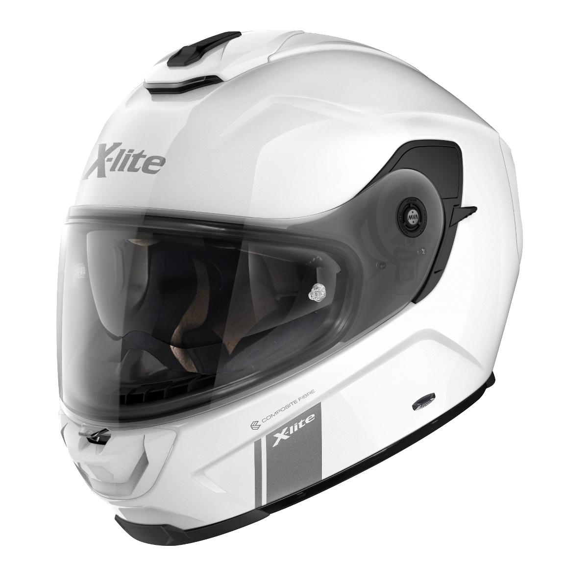 DAYTONA (デイトナ) バイク用 ヘルメット NOLAN ノーラン X-lite X-903 モダンクラス ホワイト 3 Lサイズ (59~60cm) 14992