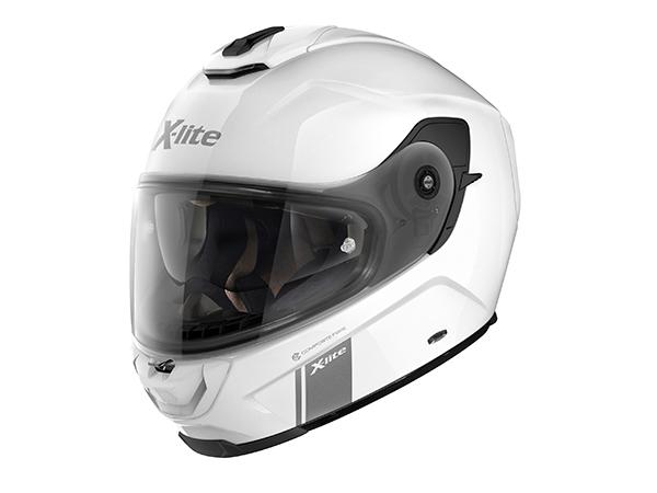 DAYTONA (デイトナ) バイク用 ヘルメット NOLAN ノーラン X-lite X-903 モダンクラス ホワイト 3 Sサイズ (55~56cm) 14990