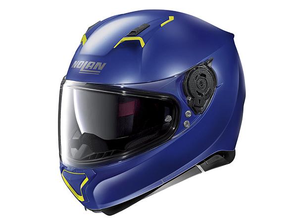 DAYTONA (デイトナ) バイク用 ヘルメット NOLAN ノーラン N87 ソリッド フラットケイマンブルー/14 Mサイズ (57~58cm) 15250