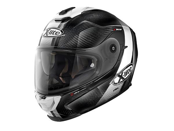 DAYTONA (デイトナ) バイク用 ヘルメット NOLAN ノーラン X-lite X-903 ULTRA CARBON セナター ホワイト/23 Mサイズ (57~58cm) 16260