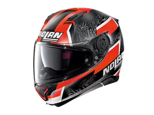 DAYTONA (デイトナ) バイク用 ヘルメット NOLAN ノーラン N87 ペトルッチ フラットブラック/94 XLサイズ (61~62cm) 16598