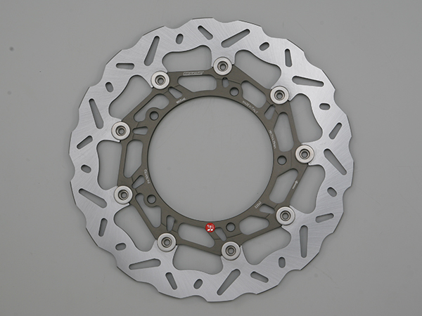 DAYTONA (デイトナ) バイク用 BRAKINGディスクローター BRAKING ブレーキング ディスクローター WK046L 76542