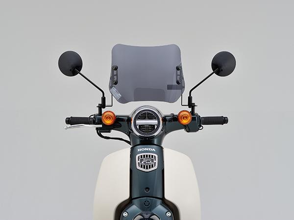 DAYTONA (デイトナ) バイク用 カウルスクリーン ウインドシールドSS スーパーカブ50/110 96118