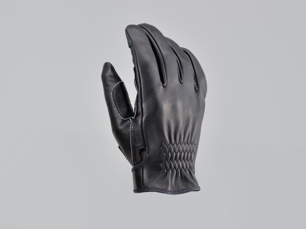 DAYTONA デイトナ 日時指定 バイク用 ライディンググローブ ブラック Sサイズ 大特価!! 15189 HBG-037内縫いガンカットショート