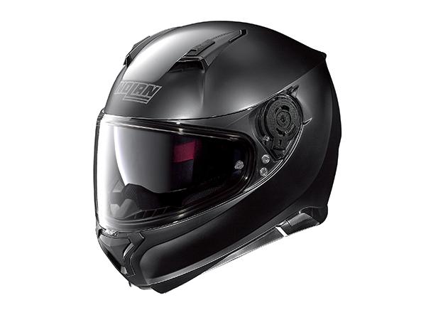 DAYTONA (デイトナ) バイク用 ヘルメット NOLAN ノーラン N87 ソリッド フラットブラック/10 Sサイズ (55~56cm) 99326