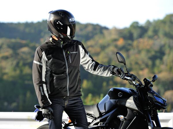 DAYTONA (デイトナ) バイク用 ライディングジャケット HBJ-056 メッシュパーカー ブラック/シルバー XLサイズ 98842