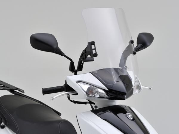 DAYTONA (デイトナ) バイク用 カウルスクリーン ウインドシールドHC 車種別キット シグナスX-SR (B8S) 99185