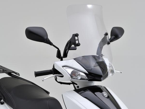 DAYTONA (デイトナ) バイク用 カウルスクリーン ウインドシールドRS 車種別キット シグナスX-SR (B8S) 99187