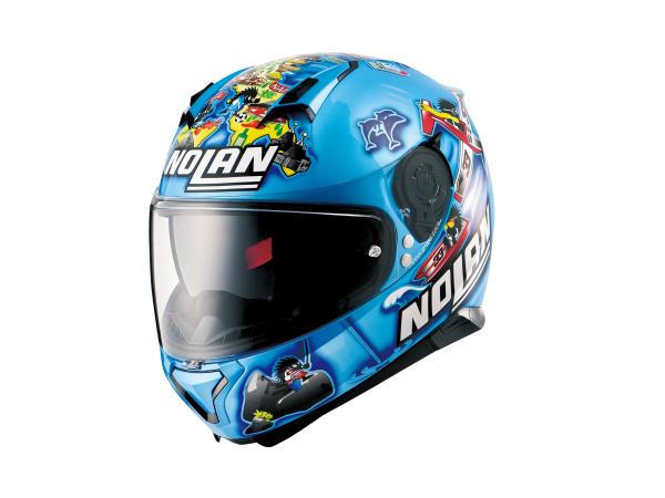 DAYTONA (デイトナ) バイク用 ヘルメット NOLAN ノーラン N87 ジェミニレプリカ メランドリイタリー/78 Sサイズ (55~56cm) 99300