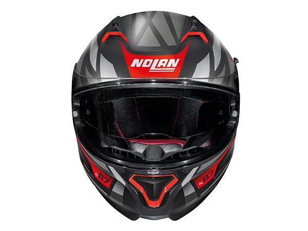 DAYTONA (デイトナ) バイク用 ヘルメット NOLAN ノーラン N87 オリジナリティ フラットブラック/69 XLサイズ (61~62cm) 99323