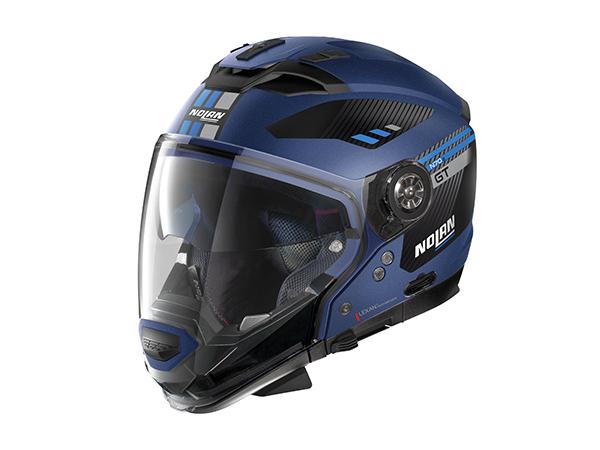 DAYTONA (デイトナ) バイク用 ヘルメット NOLAN ノーラン N702 GT ベラビスタ フラットインペリアルブルー XLサイズ (61~62cm) 99362