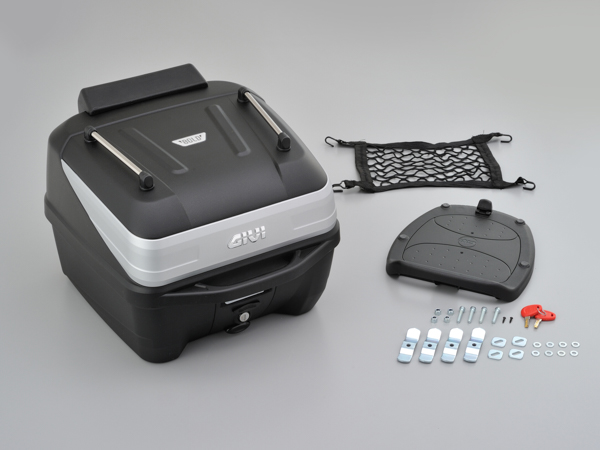 DAYTONA (デイトナ) バイク用 GIVI-BOX GIVI ジビ (B32N-ADV) B32N (32L) 未塗装ブラック 99811