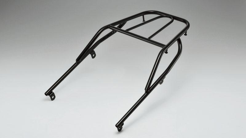 KIJIMA(キジマ) バイク用 リアキャリア ブラック VTR 09Y- 210-174