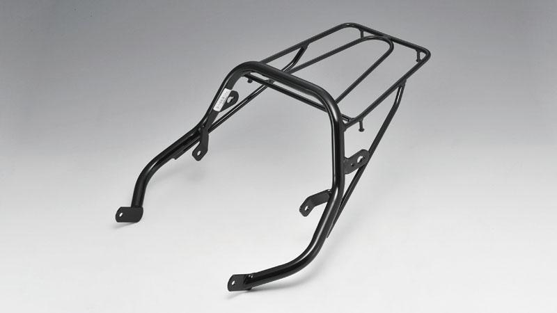 KIJIMA(キジマ) バイク用 リアキャリア バンバン 200 09Y- ブラック 210-250