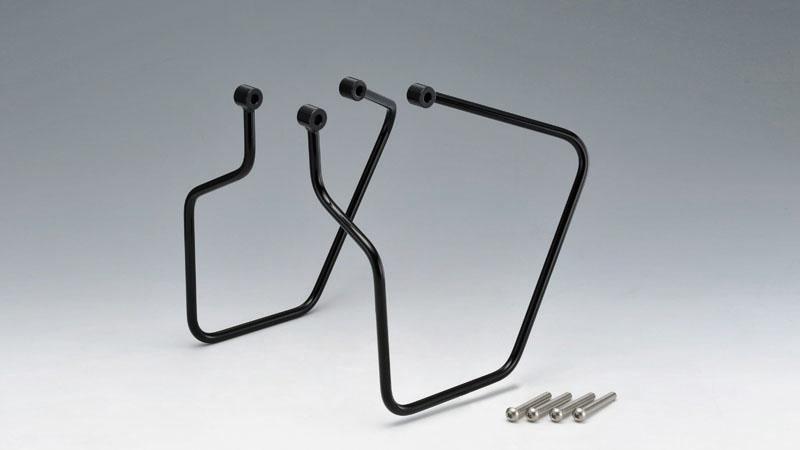 KIJIMA(キジマ) バイク用 バッグサポート ブラック BOLT L/Rセット 210-479