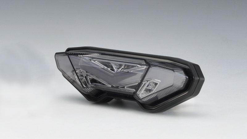 KIJIMA(キジマ) バイク用 テールユニット LEDテール スモーク MT-09/TRACER 217-7018