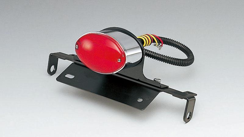 KIJIMA(キジマ) バイク用 テールランプKIT ミニキャッツアイ TW200 218-2023