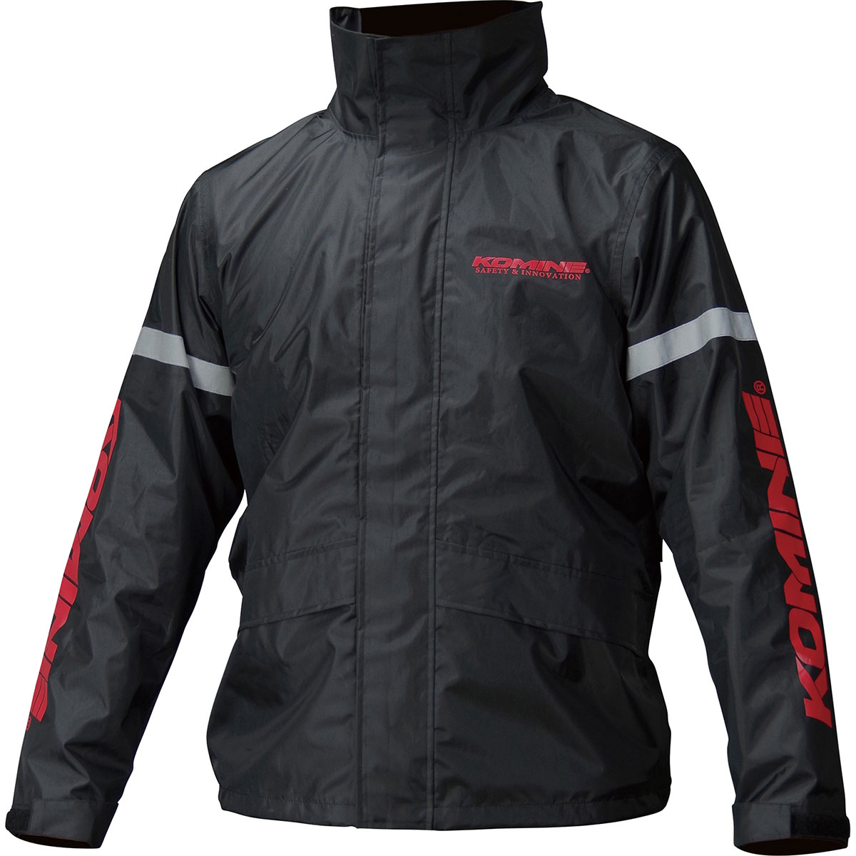 コミネ Komine バイク用 レインギア Rain gear RK-543 BK Sサイズ ブラック 卸売り 黒 S STDレインウェア 03-543 直送商品