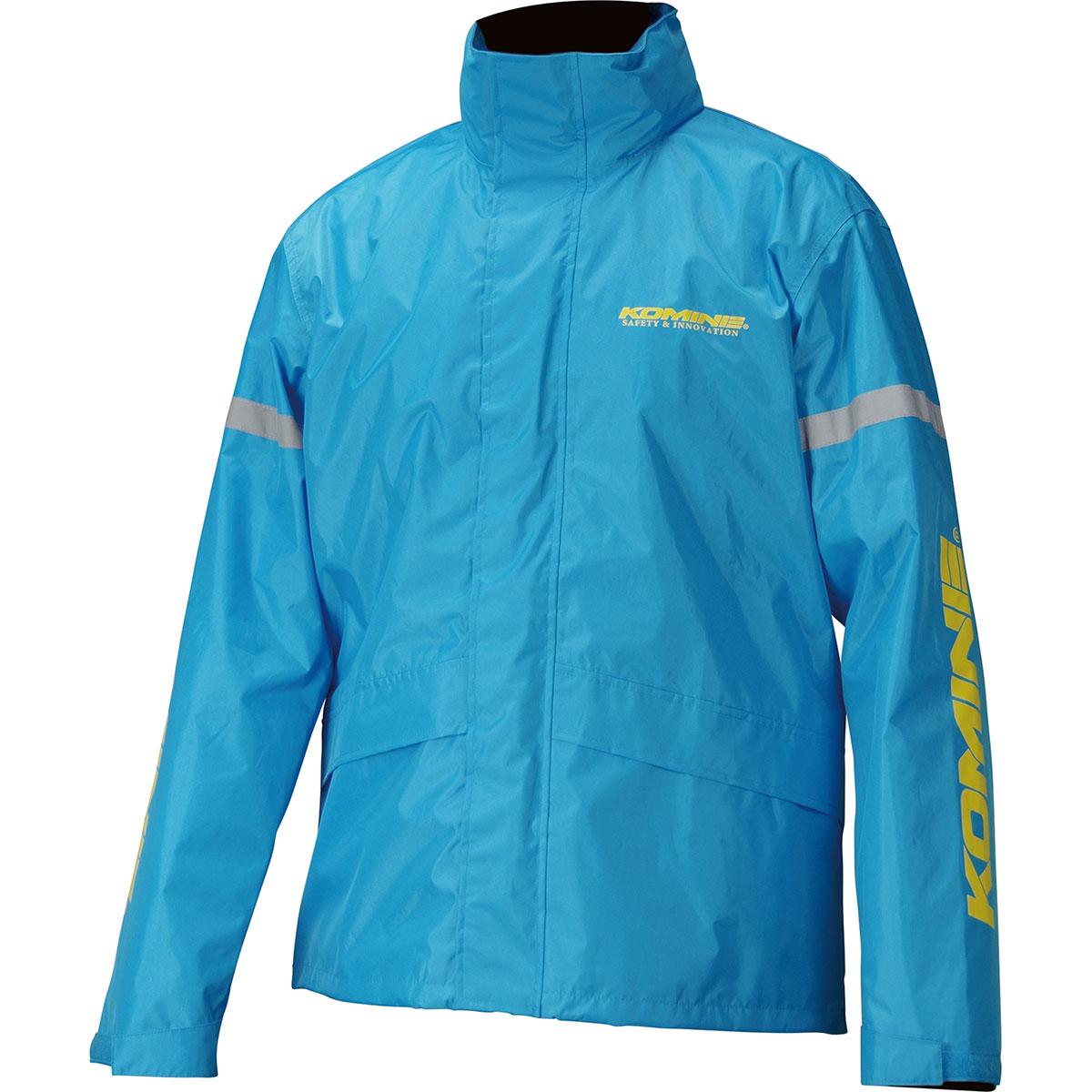 予約販売 コミネ Komine バイク用 レインギア Rain gear RK-543 STDレインウェア C.BL シアン Mサイズ バースデー 記念日 ギフト 贈物 お勧め 通販 青 M ブルー 03-543