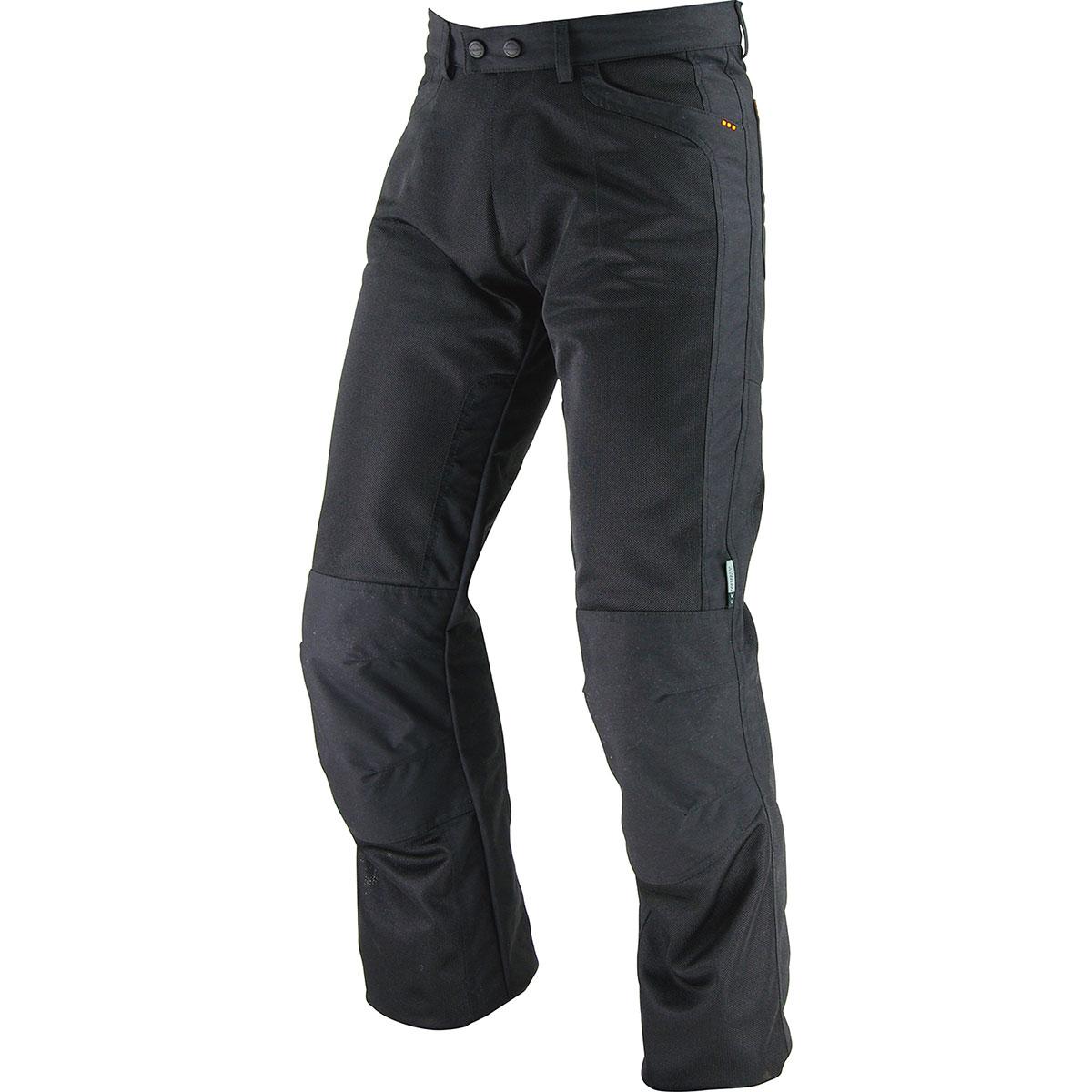 入手困難 コミネ Komine バイク用 パンツ Pants PK-710 ライディングメッシュジーンズ 黒 BK 6XLBサイズ 評判 6XLB ブラック 07-710