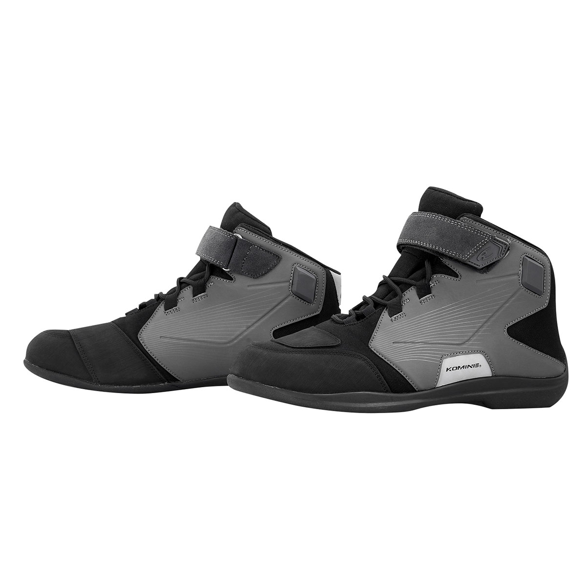 コミネ Komine バイク用 フットウェア シューズ ブーツ 価格交渉OK送料無料 footwear Shoes 26.5cm 05-088 BK-088 BK Boots 安心の定価販売 ブラック ウォータープルーフライディングシューズ 26.5