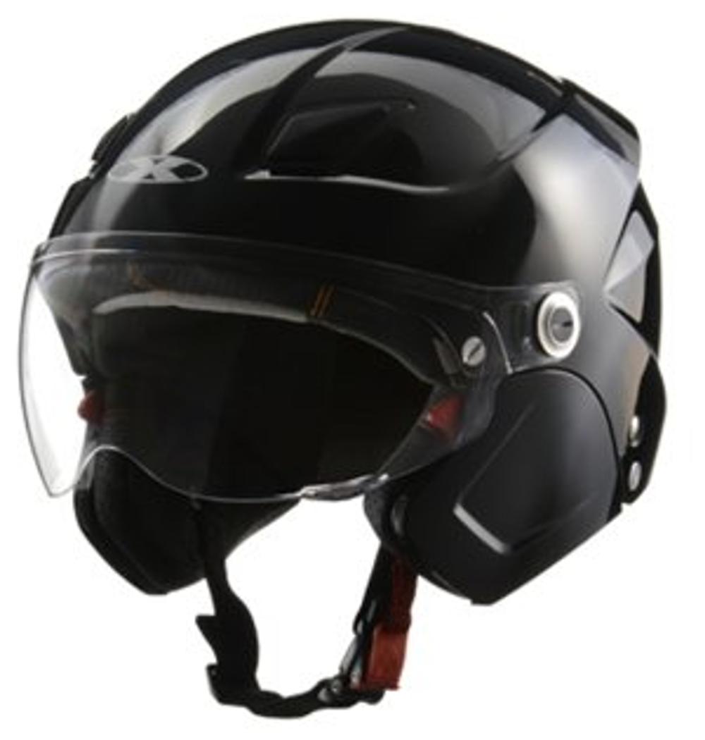 リード工業 システムヘルメット X-AIR SOLDAD 57-60cm未満 ブラック フリーサイズ 今季も再入荷 期間限定特別価格