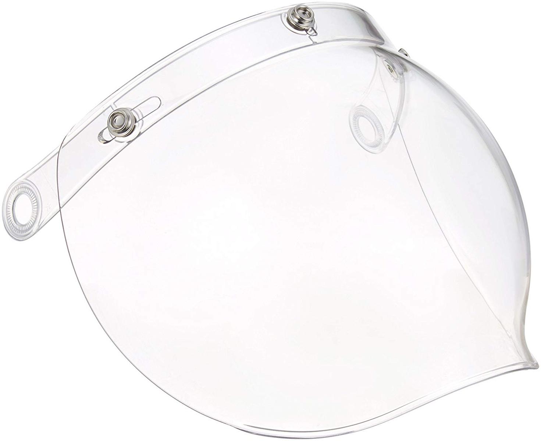 リード工業 ヘルメットシールド BC-10 BC-9 QP-1 超目玉 送料無料激安祭 クリア QP-2 CR-760用