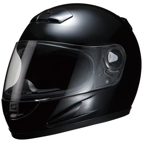 マルシン(Marushin) バイクヘルメット フルフェイス M-930 ブラック フリーサイズ (57~60cm)