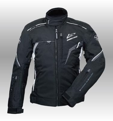ROUGHROAD (ラフロード) バイク用 ジャケット SSFシリーズ SSFオールウェザージャケット ブラック XLサイズ RR4008BK5