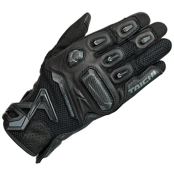 BLACK TAICHI) ブラック グローブ RSタイチ グローブ メッシュ RST442BK01L バイク用 ラプター (RS Lサイズ