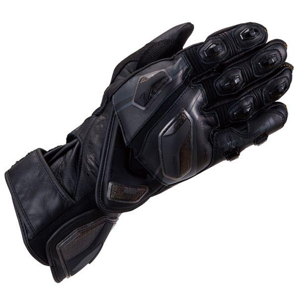 RSタイチ (RS TAICHI) バイク用 レーシンググローブ GP-EVO.R レーシング グローブ BLACK ブラック XXLサイズ NXT055BK01XXL
