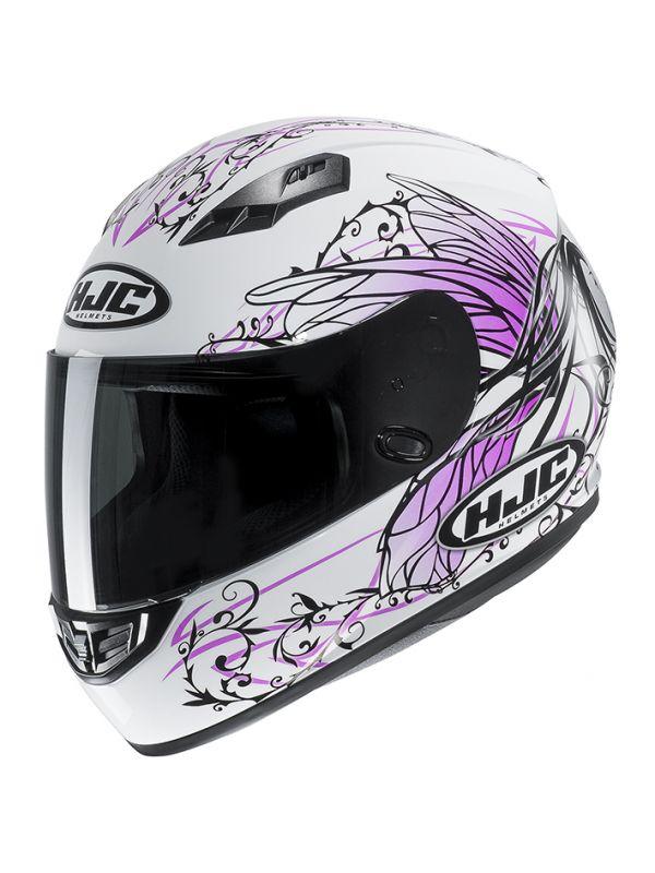 RSタイチ (RS TAICHI) バイク用 ヘルメット フルフェイス HJC CS-15 ナヴィア NAVIYA(MC8) Sサイズ HJH162WH01S