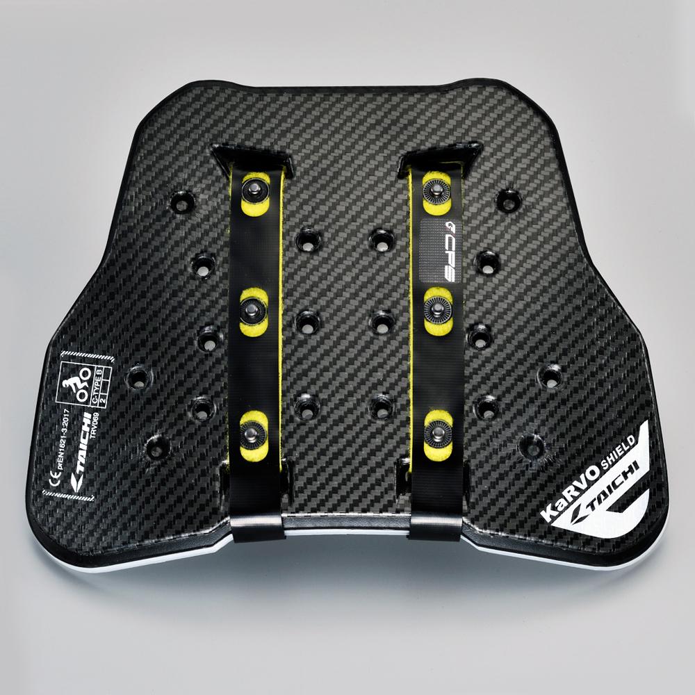 RSタイチ (RS TAICHI) バイク用 プロテクター CROSSLAY チェストプロテクター ボタンタイプ メンズ TRV0699999