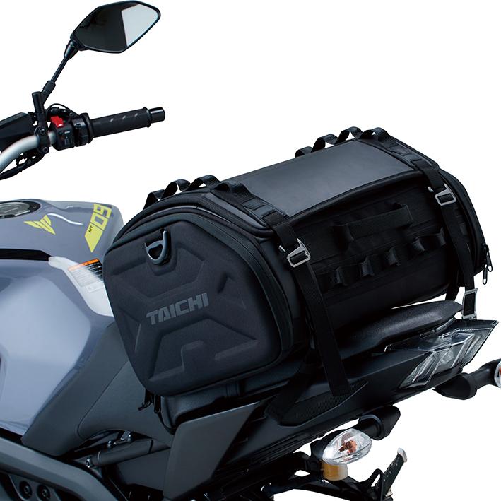 RSタイチ RS TAICHI バイク用 バッグ 高級品 シートバッグ.32 ブラック ラージ RSB313BK01 メーカー直送
