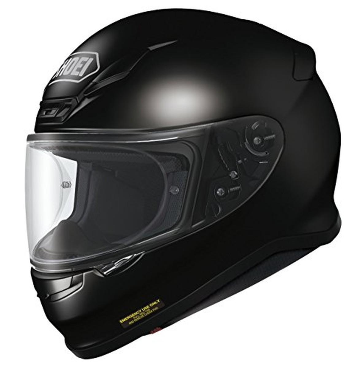 【動画あり】 SHOEI フルフェイスヘルメット Z-7 ブラック Lサイズ