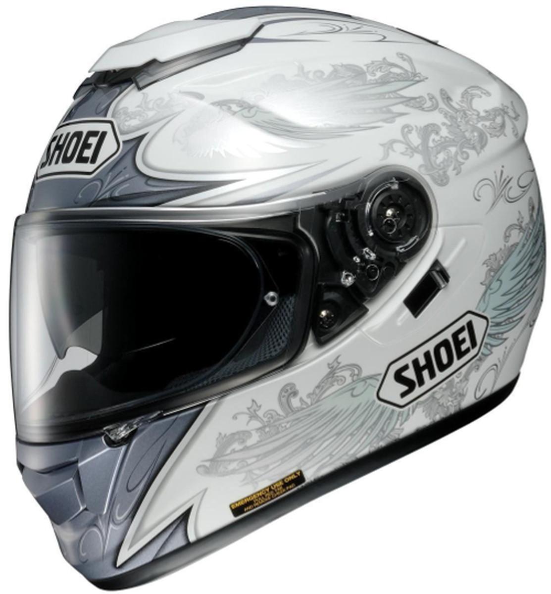 【動画あり】 SHOEI フルフェイスヘルメット GT-AIR GRANDEUR (グランジャー) TC-6 Mサイズ