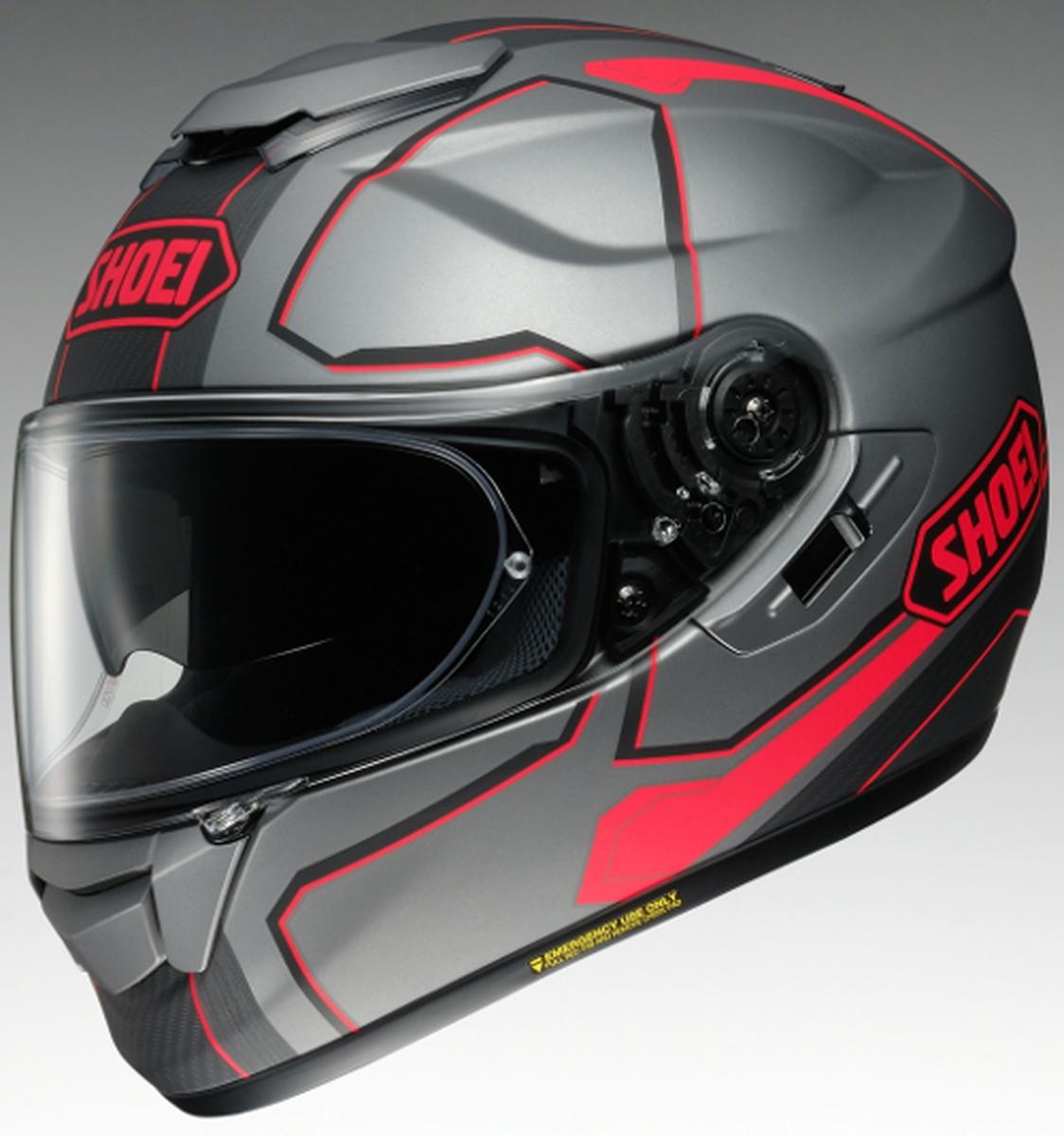 【動画あり】 SHOEI フルフェイスヘルメット GT-AIR PENDULUM (ペンデュラム) TC-10 Sサイズ