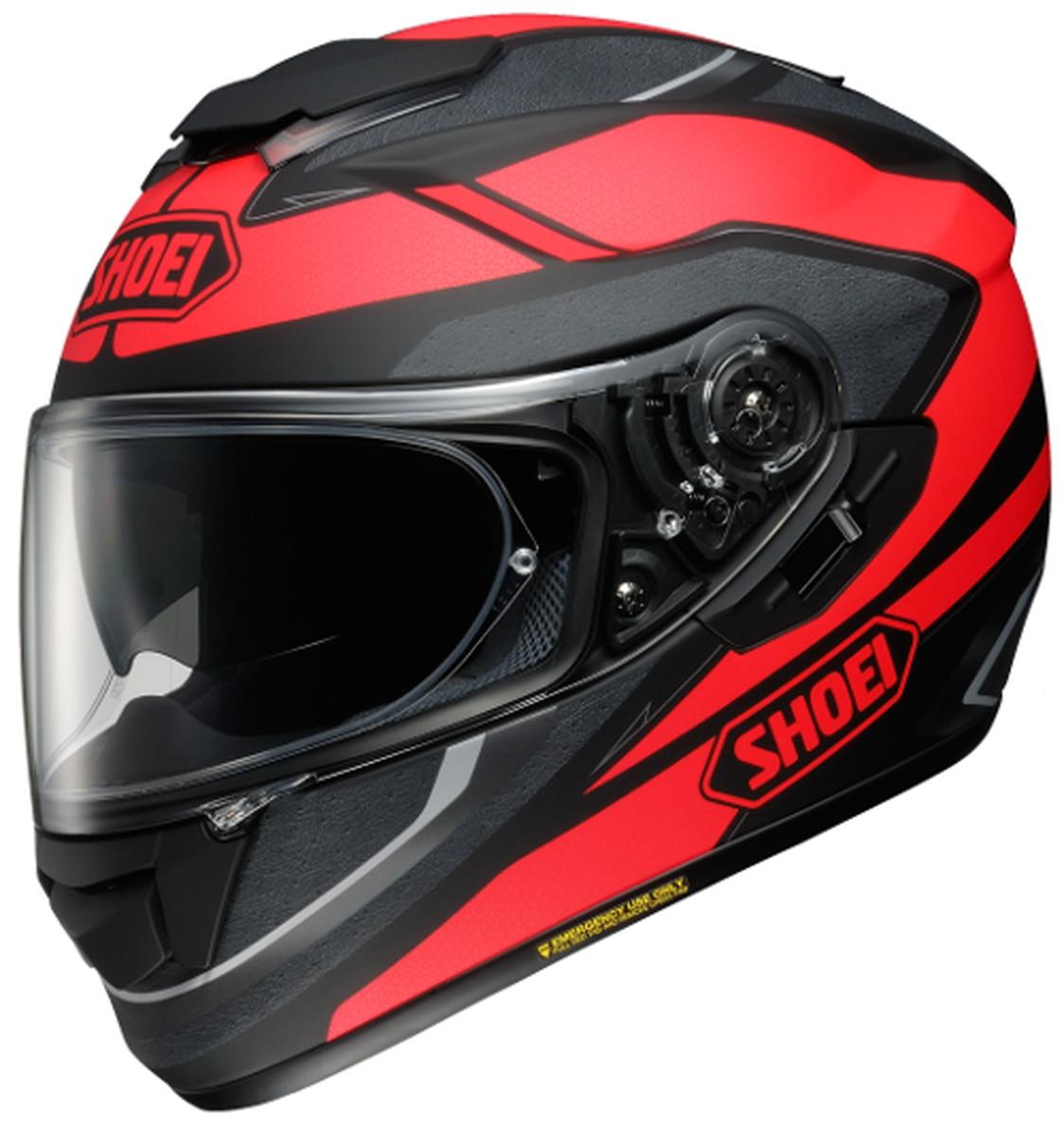 【動画あり】 SHOEI フルフェイスヘルメット GT-AIR SWAYER (スウェイヤー) TC-1 XLサイズ