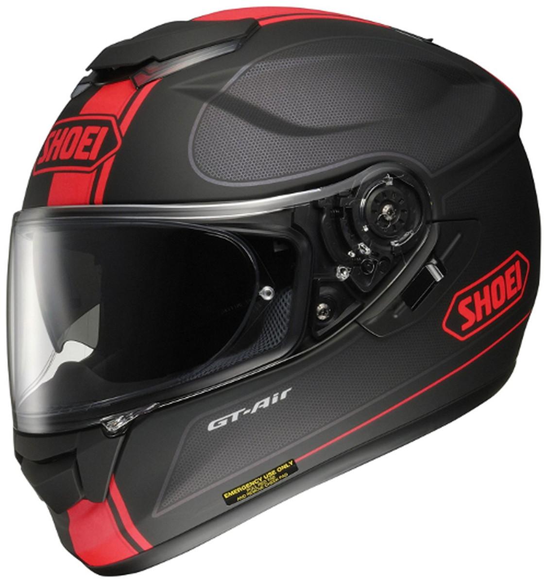 【動画あり】 SHOEI フルフェイスヘルメット GT-AIR WANDERER (ワンダラー) TC-1 Lサイズ