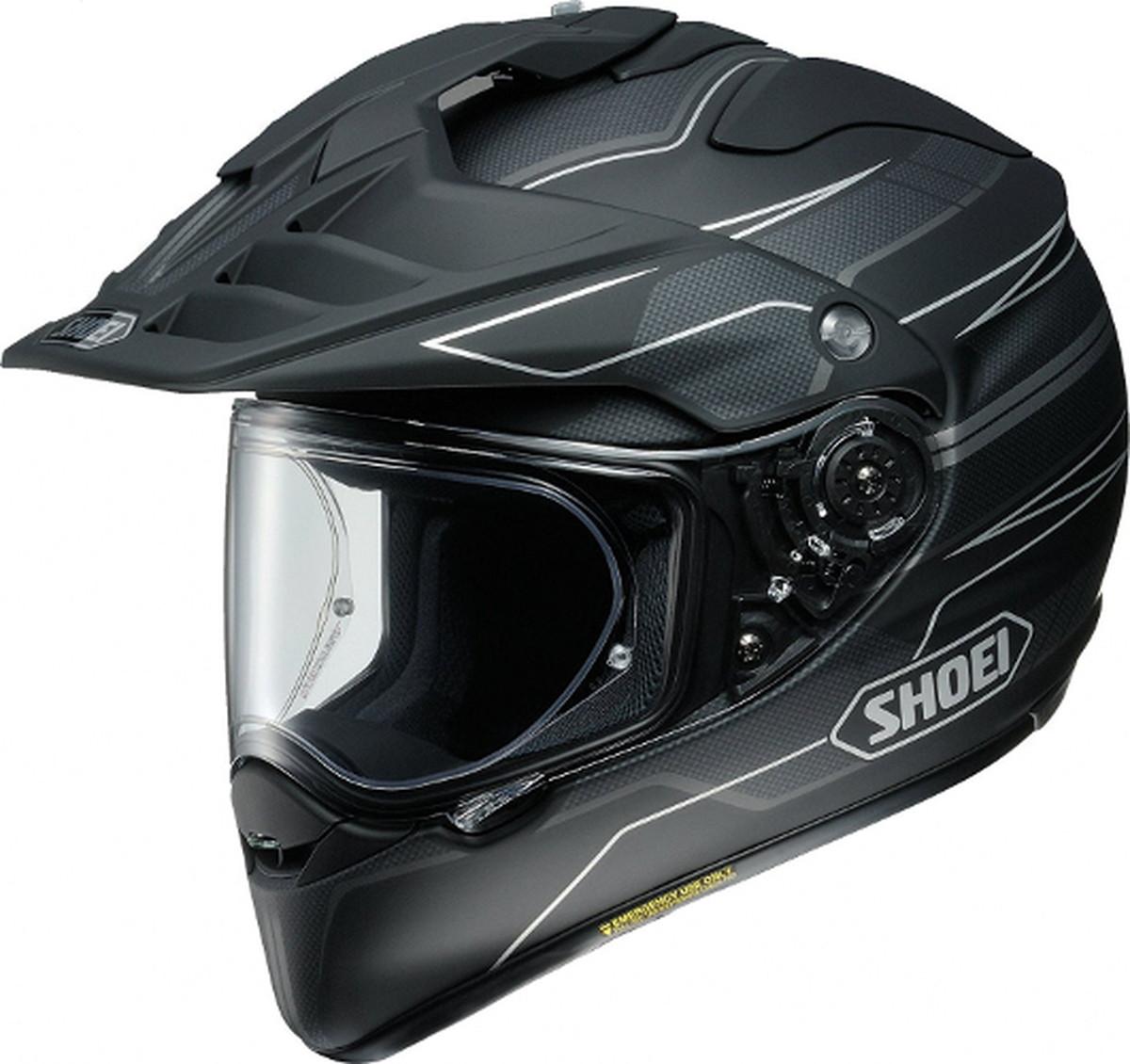 【動画あり】 SHOEI オフロードヘルメット HORNET ADV NAVIGATE (ナビケート) TC-5 Lサイズ