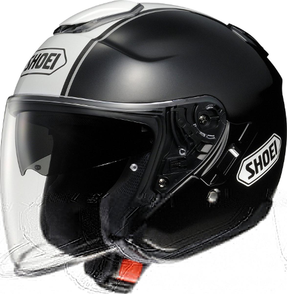 【動画あり】 SHOEI ジェットヘルメット J-CRUISE CORSO (コルソ) TC-5 XLサイズ
